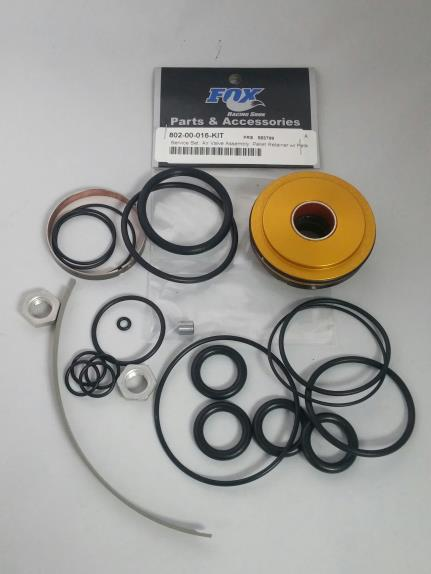 Kit: Rebuild, O-Rings & Seals, 3.0 O.E. 15 PODIUM BYPASS LSC