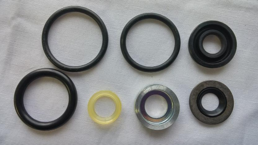 REBUILD KIT, HPG 12.5 MM, NON RES, PRESS IN SCRAPER