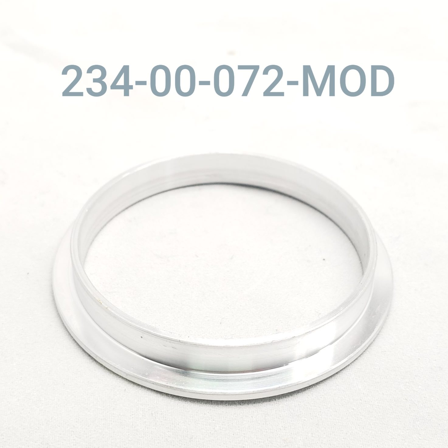 SPRING ADAPTOR, FOX ZERO PRO PRELOAD NUT TO METRIC SPRING (2.23 OD X 1.85 ID)