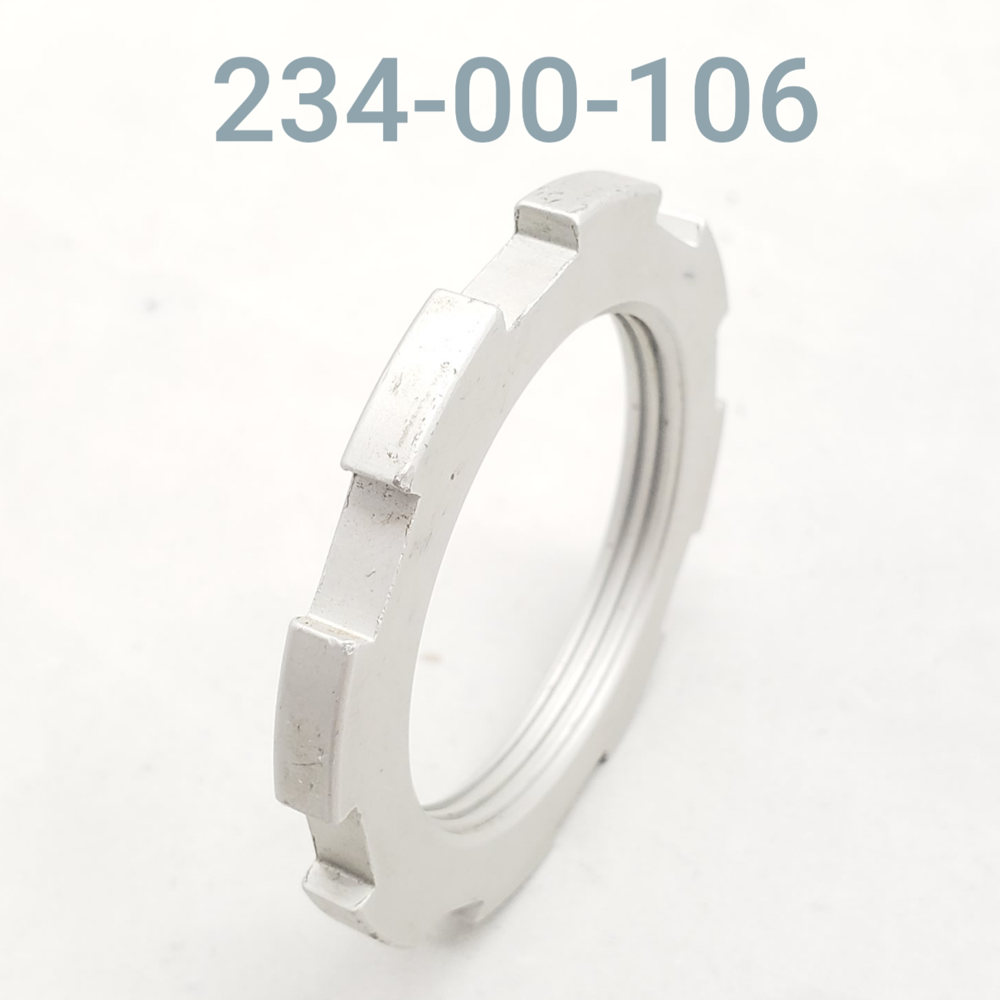 PRELOAD RING, B-U, ALUM BODY
