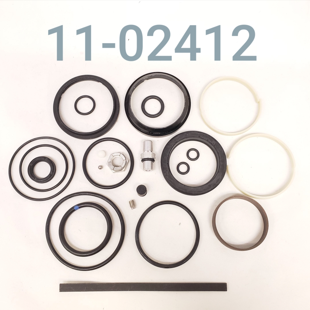 Kit: Rebuild, O-Rings & Seals, Float 3, Nitrile Wiper