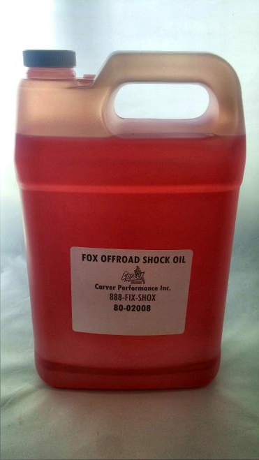 OIL, FOX OFFROAD, GALLON