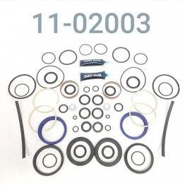 REBUILD KIT, FLOAT R EVOL (SNOW) (FOR 2 SHOCKS)