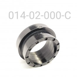 "BUSHING, ATV .570"" TLG X .828"" ID REAR UPPER"