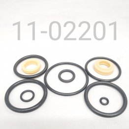 Rebuild Kit, ATV [Ø 0.498 Shaft, Ø 1.459 Bore] No Piston DU's