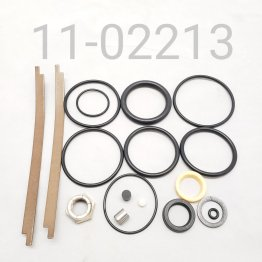 "REBUILD KIT, FOX, 2"" BORE SHOCK, 5/8"" SHAFT, W/2"" PIGGYBACK RES."