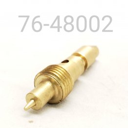 Replacement adjuster needle for GYTR/Soqi knob style compression adjust shocks.