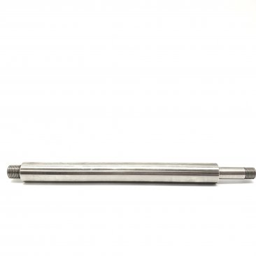 "SHAFT, 5/8"" OD, 9.600 TLG, STAINLESS STEEL"